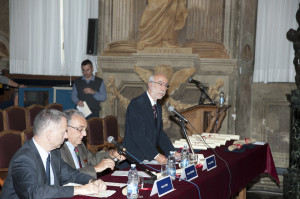 Giacomo Ronzitti, Presidente ILSREC, saluto introduttivo