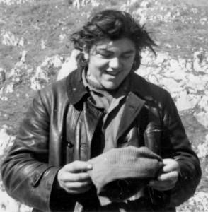 Giusppe Brighenti, nome di battaglia Brach