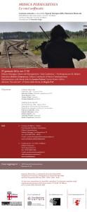 Lezione concerto dello Spazio Europeo della Memoria Musicale