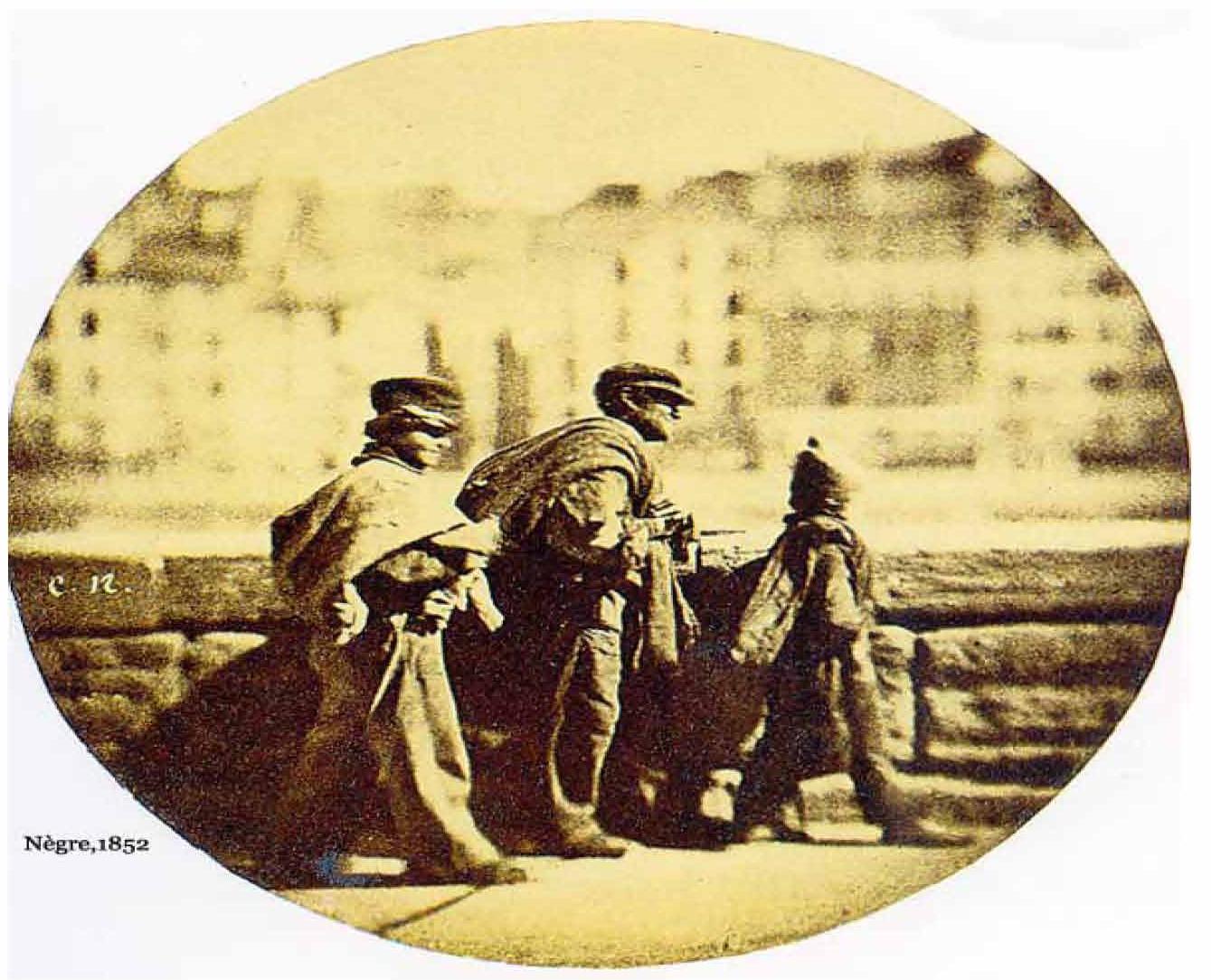 Post thumbnail of Usi politici della fotografia nella Francia ottocentesca