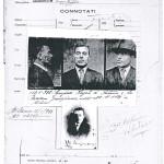 Scheda identificativa di Angelo Pampuri, Archivio centrale dello Stato, Casellario politico centrale