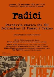 Archivio PCI 12.12.2014