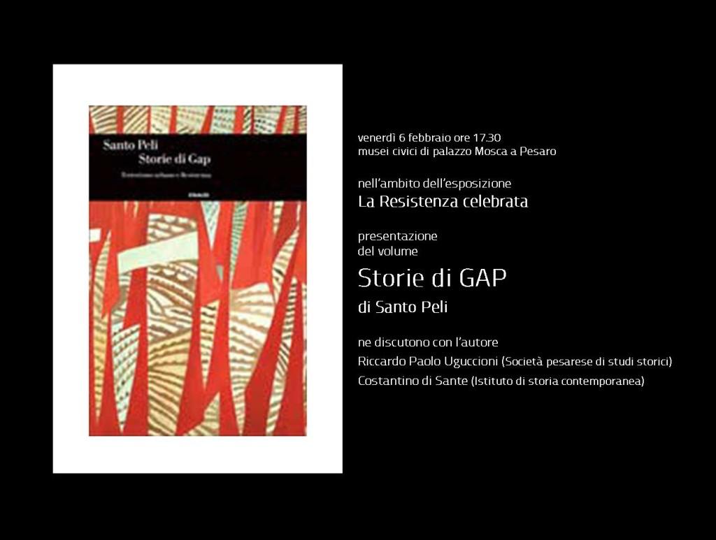 07.02.2014 storie di gap