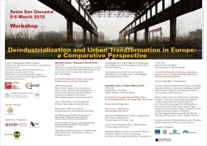 Deindustrialization WS Program 5-6March2015 WEB