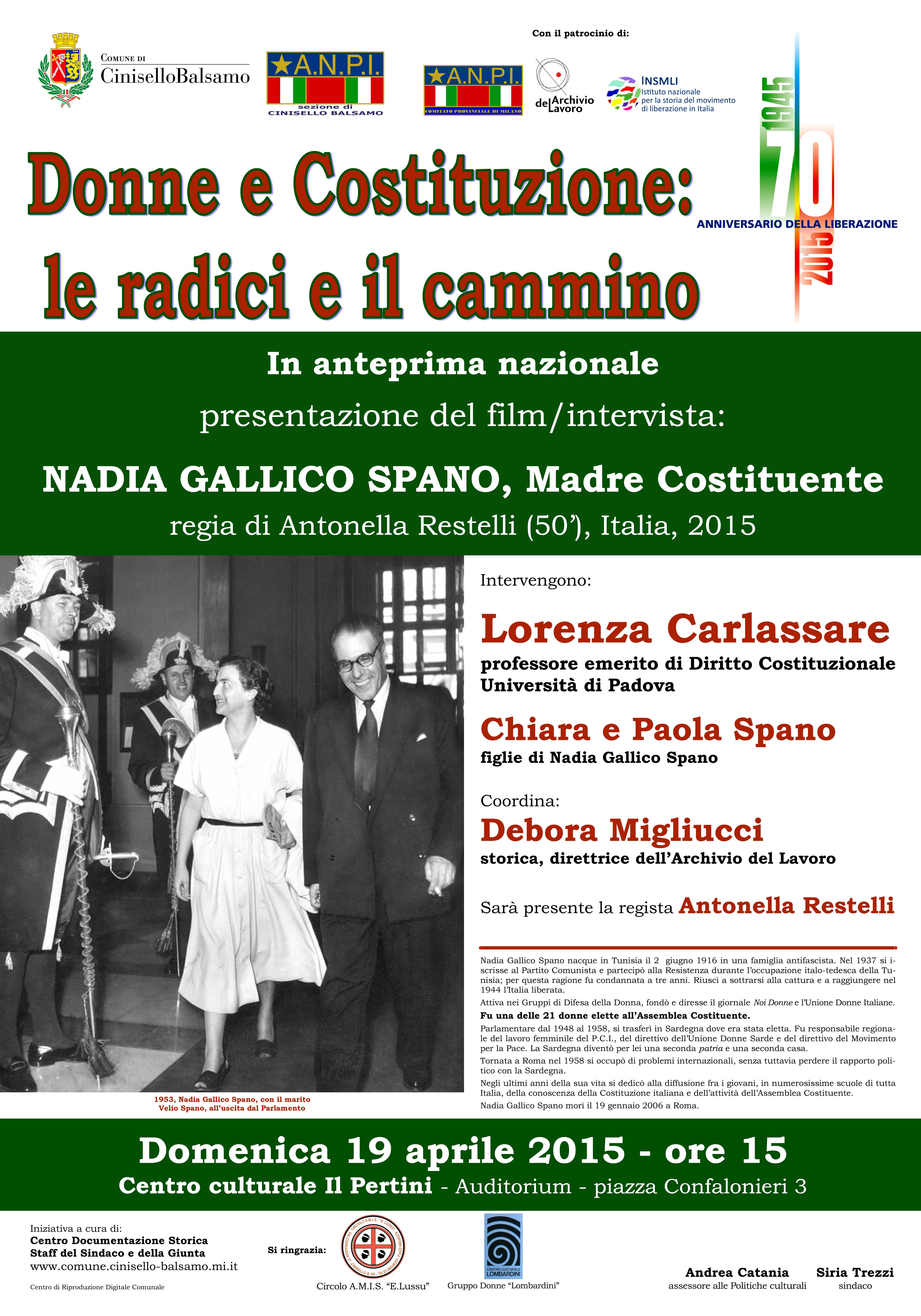 Post thumbnail of Donne e Costituzione