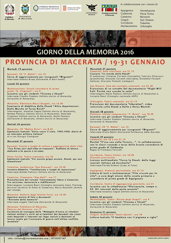 GdM 2016 provincia Macerata