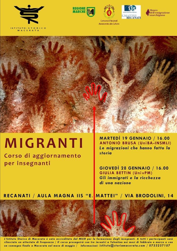 migranti recanati