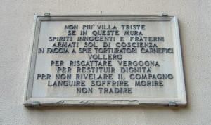 Lapide_commemorativa_Villa_Triste,_Firenze
