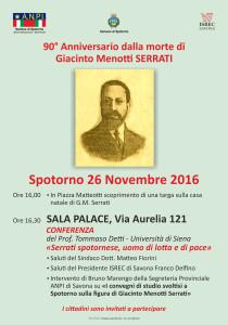 Giacinto Menotti SERRATI