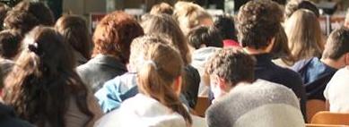 studenti del liceo Leonardo da Vinci_Genova