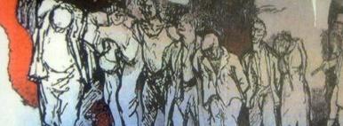 Renato Guttuso_Museo monumento al deportato di Carpi